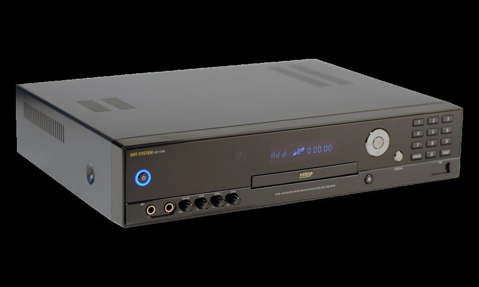 Профессиональная караоке-система AST-1700